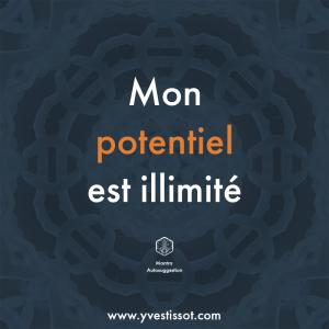 Mantra 2 : Potentiel illimité